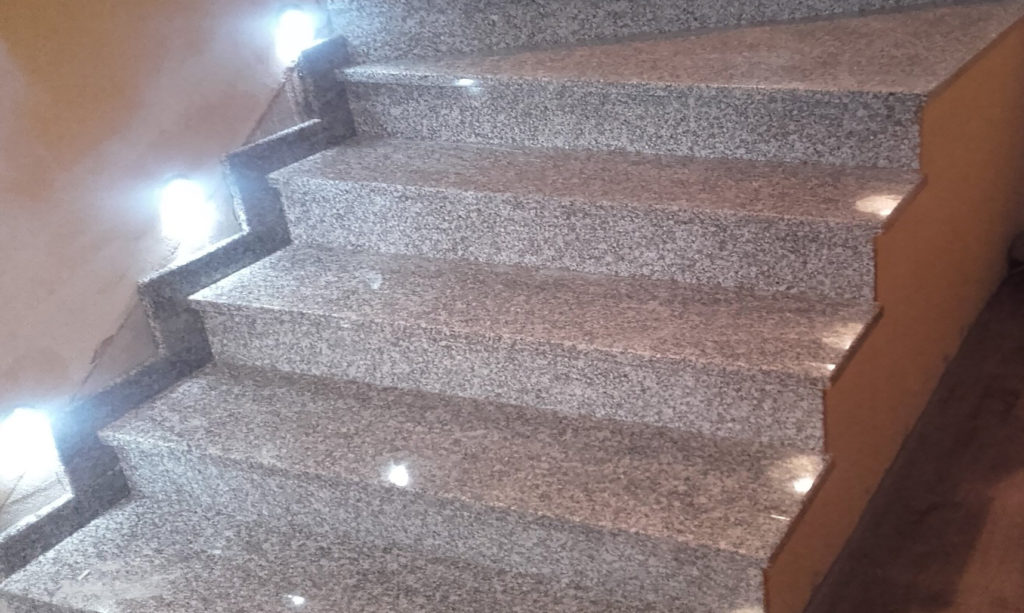 , Wybór schodów,